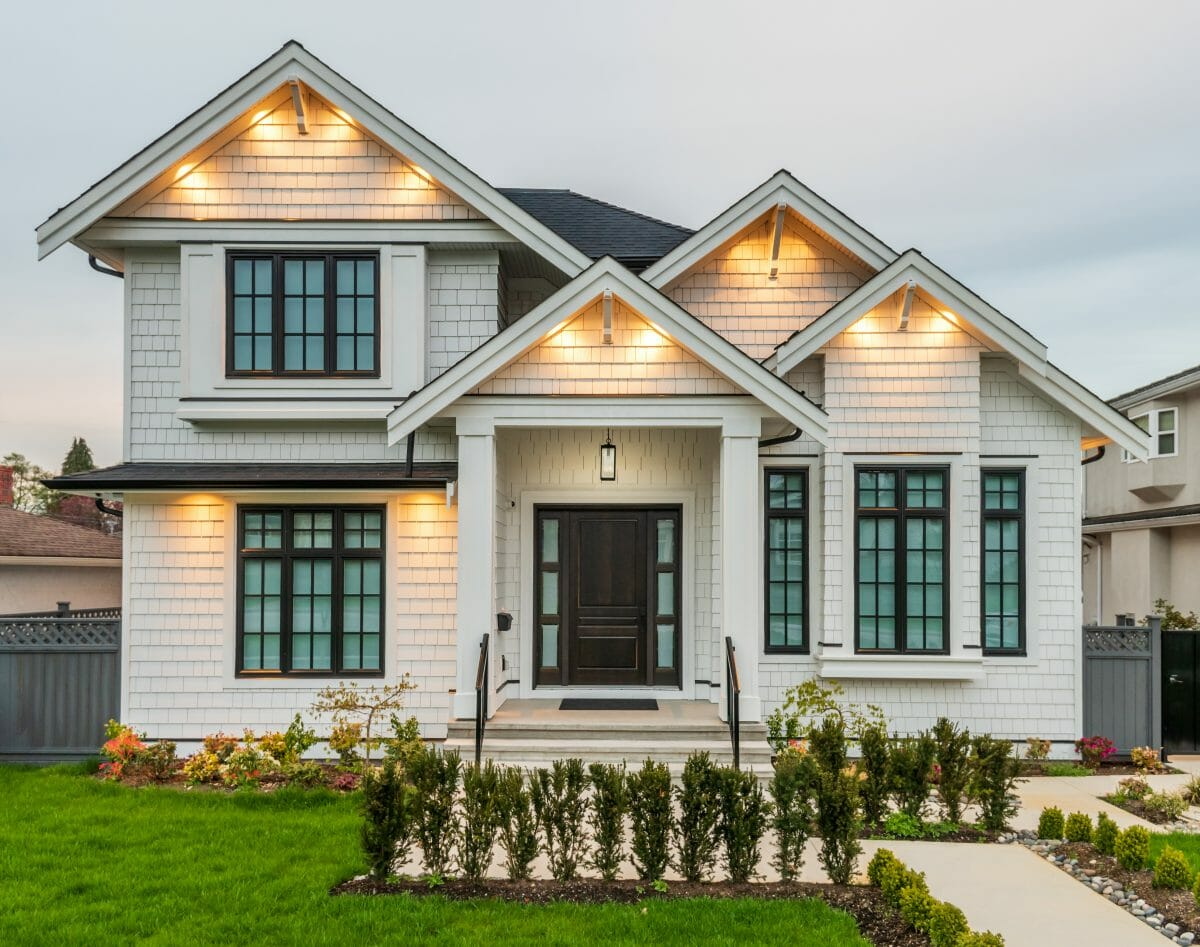 Exterior home siding - installation cost in Vancouver