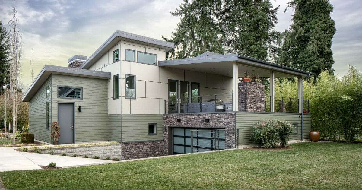 Exterior home siding - installation cost in Victoria