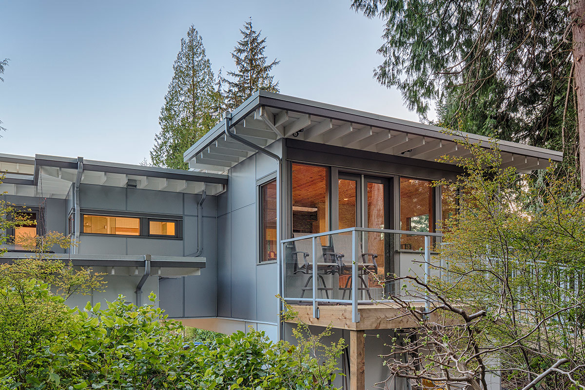 Aluminum Siding in Vancouver