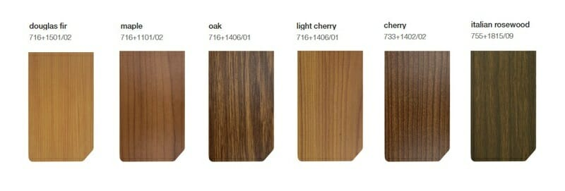 AL13 Plank Siding Colours