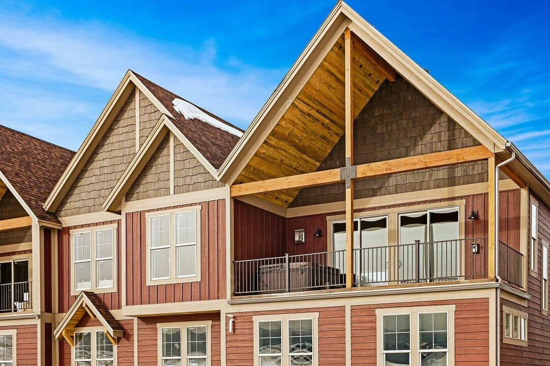 Engineered cedar siding for your home