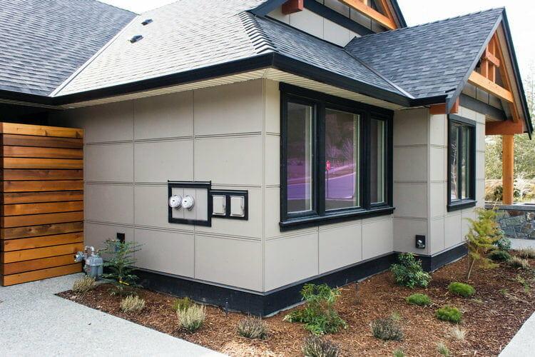 Allura Fiber-Cement Siding Panels Installation and Supply in Calgary