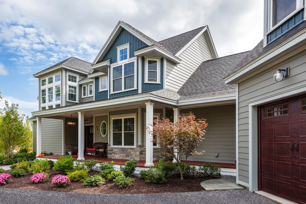 Exterior home siding - installation cost in Abbotsford